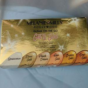 Melanie Mills lotion